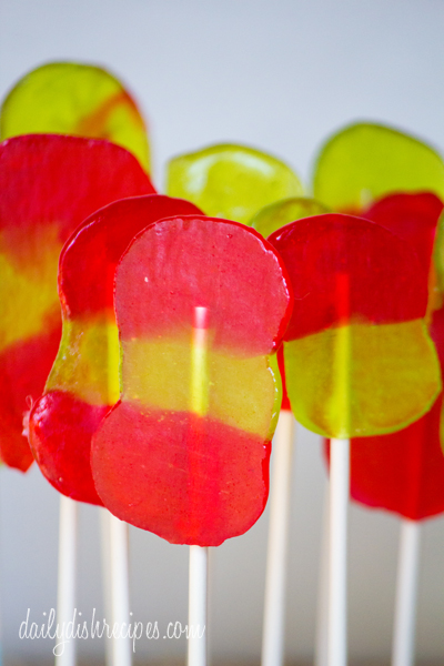 Christmas Lollipops 1 Easy & Quick Lollipops for Christmas Jolly Rancher