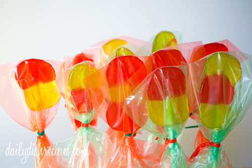 Christmas Lollipops 4 Easy & Quick Lollipops for Christmas Jolly Rancher