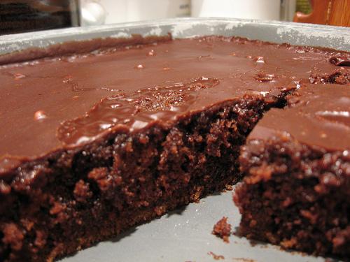 Texas Cake Recipe Buttermilk
