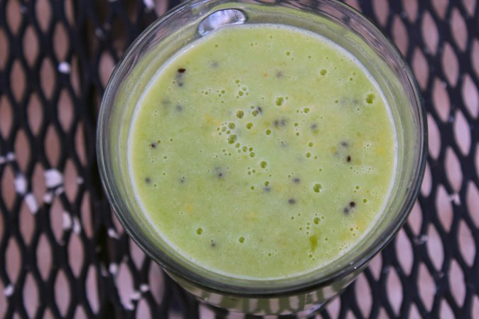 Kiwi Tropical Smoothie