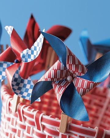 Clothespin Pinwheel