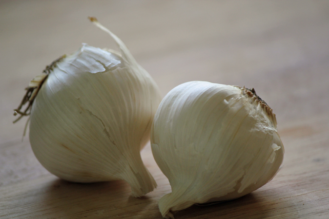 Roasted Garlic 1