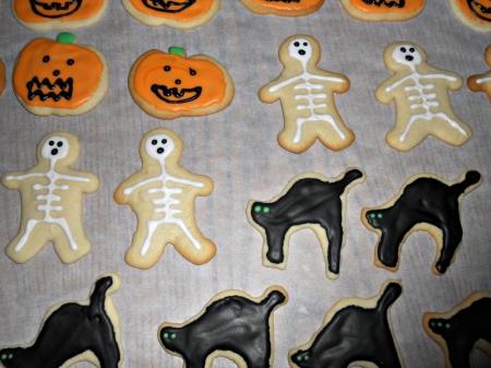Halloween Recipes: Vegan Sugar Cookies
