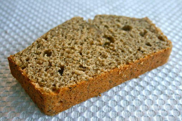 Earl Grey Bread Loaf