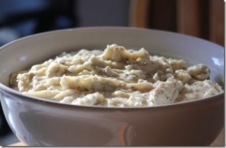Rich Creamy Mashed Potatoes