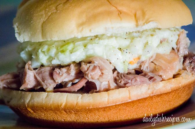 Pickled Pork Sandwiches
