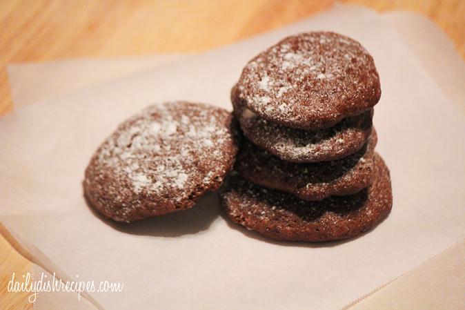 Scories De Vulcans | Lava Stone Cookies