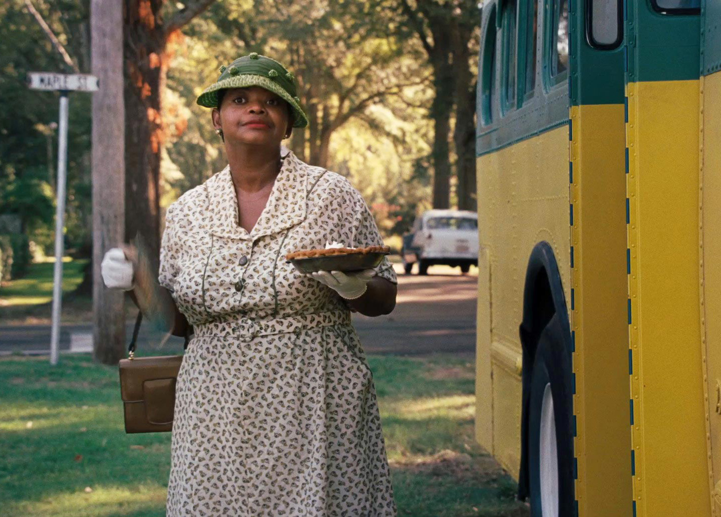 Minnys Chocolate Pie - The Help