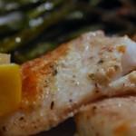 Parmesan Tilapia Roll Ups