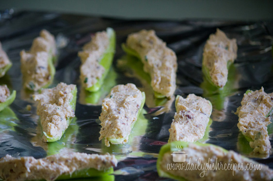 Banana Pepper Poppers