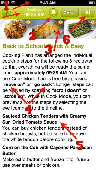 CookingPlanit App 1