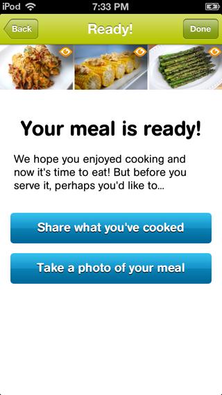 CookingPlanit Screen Shot 7