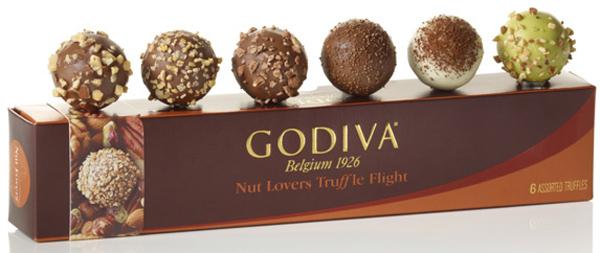 Nut Lovers Truffle Flight™