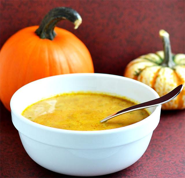 montys pumpkin soup