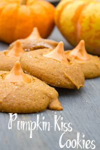Pumpkin-kiss-cookies