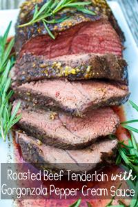 Roasted-Beef-Tenderloin-with-Gorgonzola-Pepper-Cream-Sauce