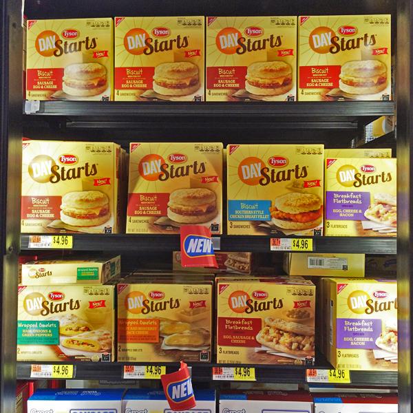 #ad Easy Healthy Breakfast Ideas with Tyson Day Starts #StartWithTyson #shop