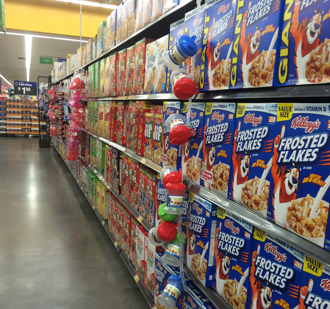 Nighttime Snacking Ideas And A Movie With Kellogg's Good