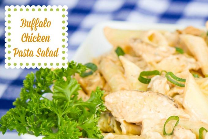 Tailgating-Buffalo-Chicken-Pasta-Salad-Title
