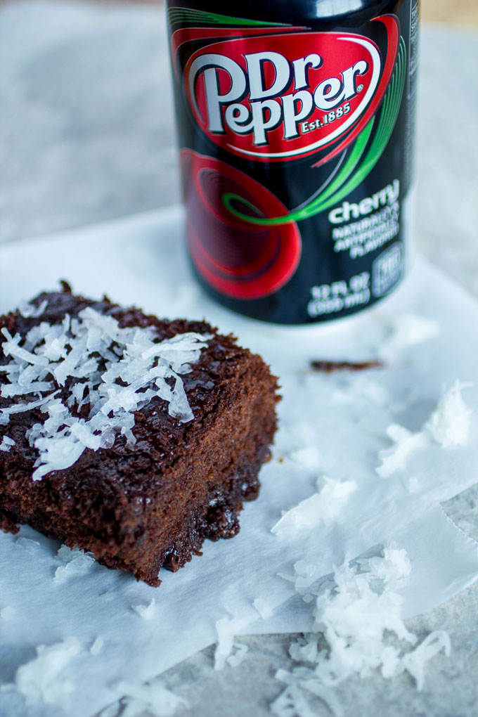 Dr-Pepper-Cherry-Coconut-Brownies