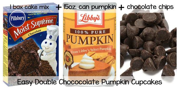 Double-Chocolate-Pumpkin-Cupcakes
