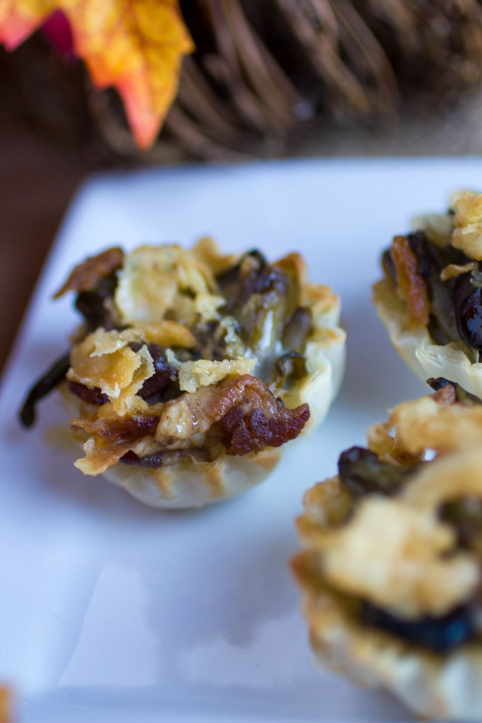 Green Bean Casserole Phyllo Cups #ThisIsMyTwist