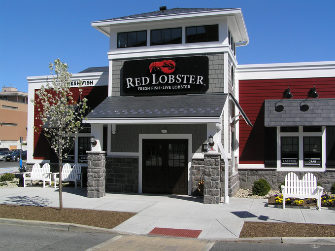 Date Night Red Lobster S Endless Shrimp