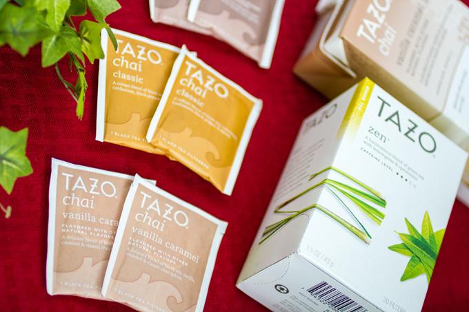 Tea Time with Tazo